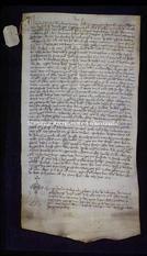 Archivio di Stato di Firenze, Diplomatico, 1398 Dicembre 12, Mediceo