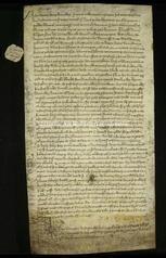 Archivio di Stato di Firenze, Diplomatico, 1323 Marzo 11, Regio Acquisto Nidiaci