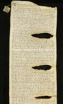 Archivio di Stato di Firenze, Diplomatico, 1292 Giugno 17, Olivetani d' Arezzo