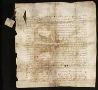 Archivio di Stato di Firenze, Diplomatico, 1303 Giugno 13, S. Lorenzo di Pistoia