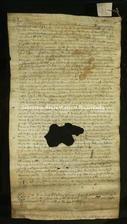 Archivio di Stato di Firenze, Diplomatico, 1335 Agosto 22, Bigallo