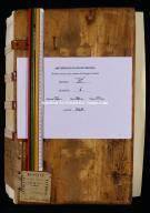 00001 - Archivio di Stato di Perugia - Comune di Perugia - Catasti - Terzo gruppo - Registro 1, Porta Santa Susanna,Cives civiles-[1605 - XVIII sec.]