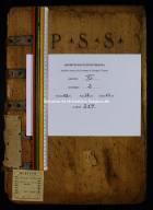 00002 - Archivio di Stato di Perugia - Comune di Perugia - Catasti - Terzo gruppo - Registro 2, Porta Santa Susanna,Cives ruri degentes-[1605 - XVIII sec.]