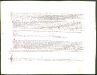 Archivio di Stato di Perugia - Monastero di Santa Maria di Monte Morcino (Corporazioni religiose) - Diplomatico - 0403 - Copia - Martino V riconferma tutti i privilegi e le esecuzioni dellOrdine Olivetano.-1425 gennaio 10