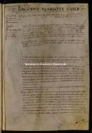 00001.00276 - Archivio di Stato di Perugia - Comune di Perugia - Catasti - Secondo gruppo - Registro 1 - Allibramento 281, intestatario Iacobus Marioti Cole-10marzo1533