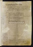00026.07755 - Archivio di Stato di Perugia - Comune di Perugia - Catasti - Secondo gruppo - Registro 26 - Allibramento 34, intestatario Ecclesia Sancti Francisci-20ottobre1569