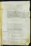 00026.08002 - Archivio di Stato di Perugia - Comune di Perugia - Catasti - Secondo gruppo - Registro 26 - Allibramento 281, intestatario Ecclesia Santi Agustini de castro Corciani-02aprile1588