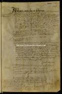 00029.09588 - Archivio di Stato di Perugia - Comune di Perugia - Catasti - Secondo gruppo - Registro 29 - Allibramento 216, intestatario Abbatia Sancti Donati de Ierna de Castro Plagani-25febbraio1531
