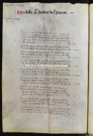 00033.11662 - Archivio di Stato di Perugia - Comune di Perugia - Catasti - Secondo gruppo - Registro 33 - Allibramento 355, intestatario Ecclesia sancti Andree de castro Pacciani