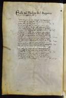 00033.11717 - Archivio di Stato di Perugia - Comune di Perugia - Catasti - Secondo gruppo - Registro 33 - Allibramento 409, intestatario Ecclesia Sancti Andree de castro Bagnarie