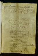 00075.27956 - Archivio di Stato di Perugia - Comune di Perugia - Catasti - Secondo gruppo - Registro 75 - Allibramento 153, intestatario Constantius et Antonius Camilli Ioannis Antonii-01febbraio1561