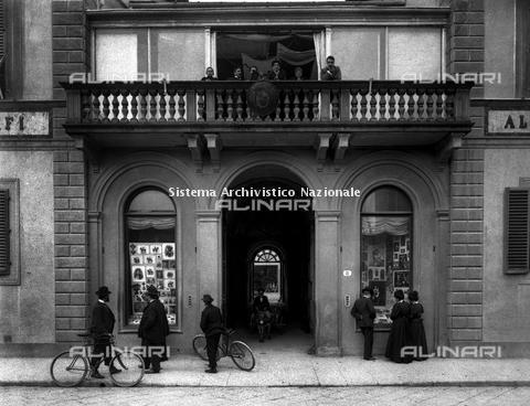 Alinari, stabilimento, Firenze 1899