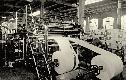 Mondadori, macchina per la stampa Offset, anni 50