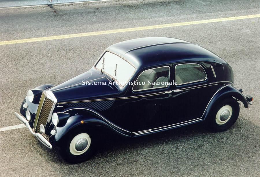 Vettura Lancia Aprilia, 1937