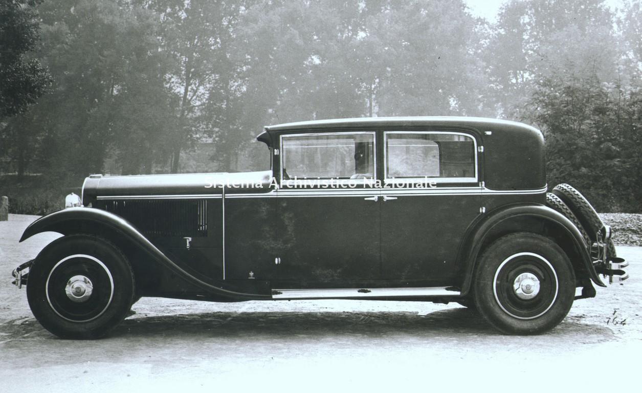 Vettura Lancia Dilambda 227, 1928-1933