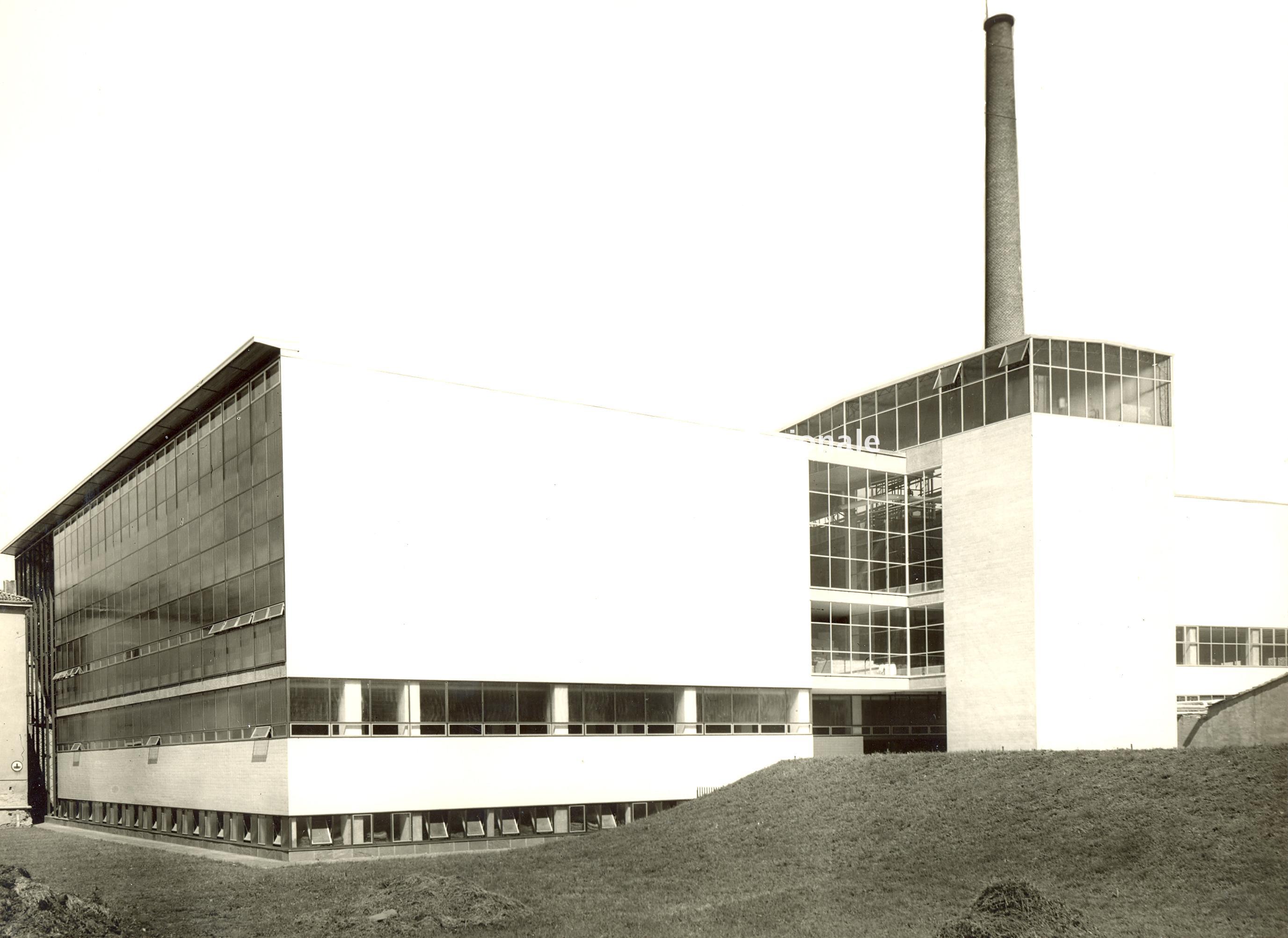 Stabilimento Barilla, 1965