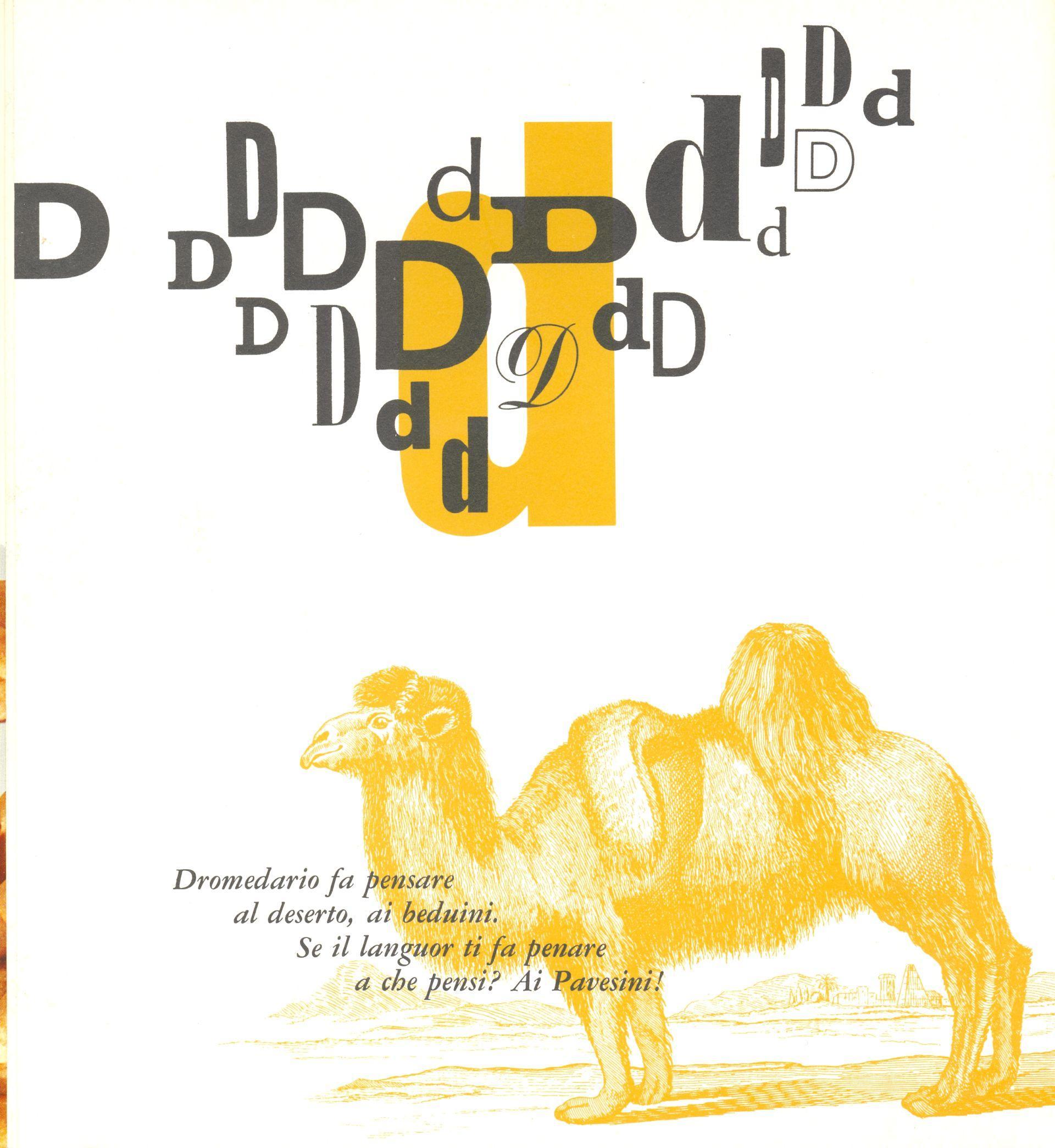 Pavesi, Abecedario dei Pavesini, 1968