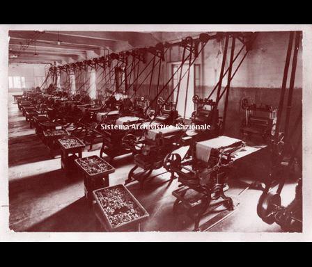Barilla, stabilimento, Parma 1913