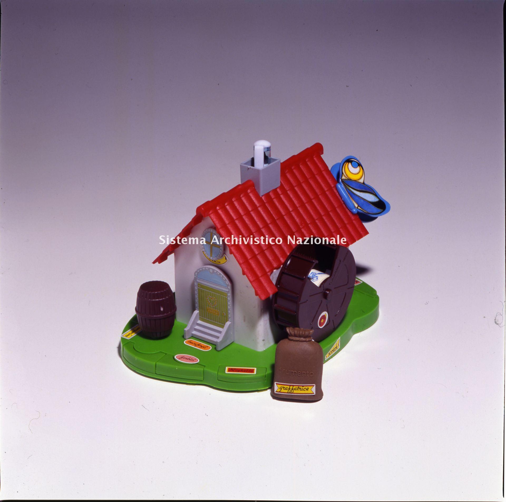 Barilla, Mulino Bianco, 1990