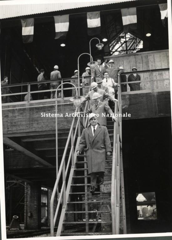 Ilva di Bagnoli, Altoforno n. 4, Napoli 1960