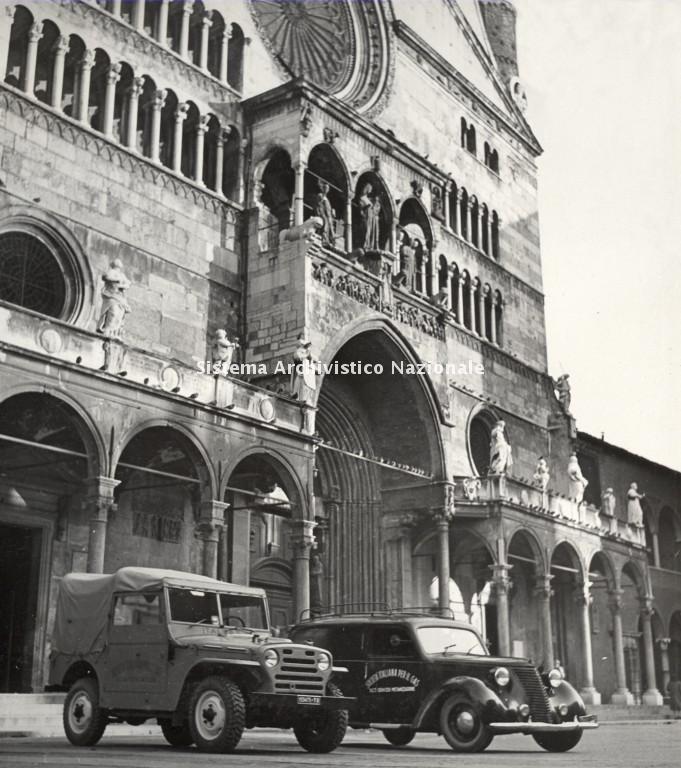 Italgas, Cremona 1952