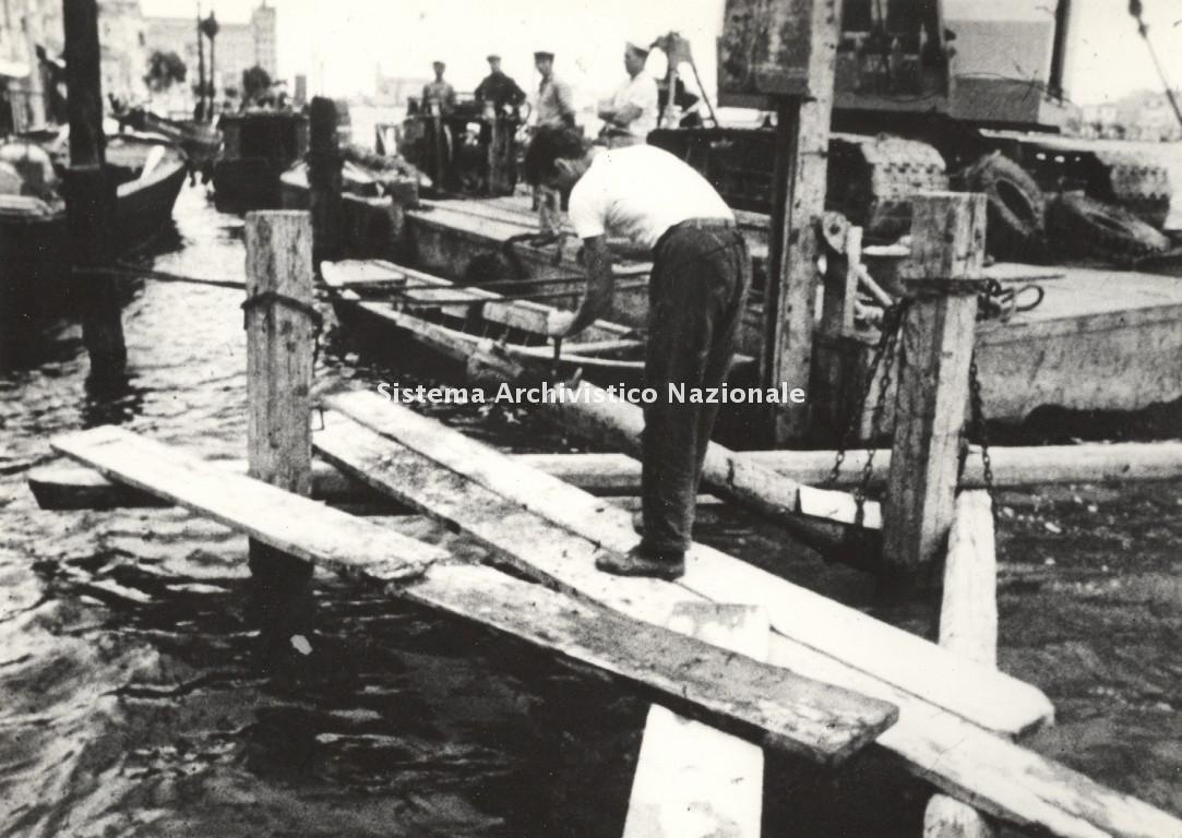 Italgas, Venezia 1960