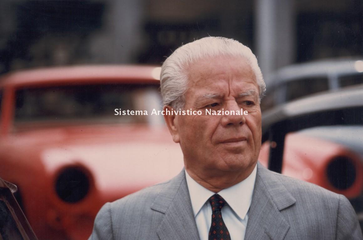 Giovan Battista Pininfarina, Torino 1963