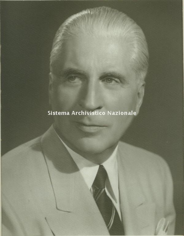 Giovanni Buitoni, Perugia 1950