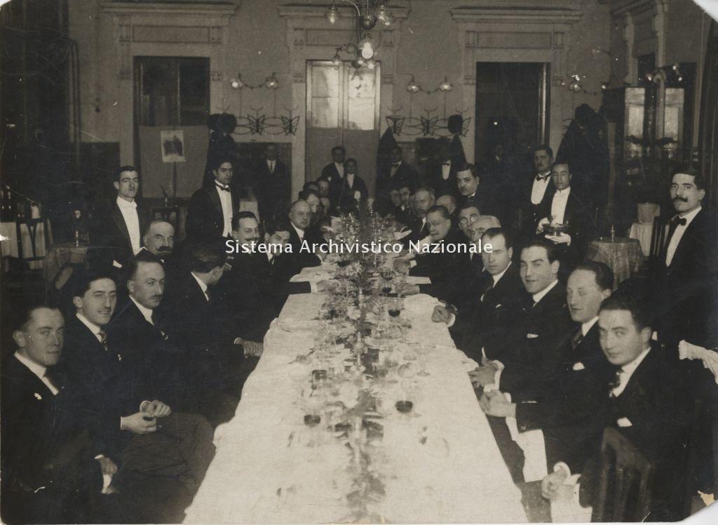 Maurizio Capuano e Giuseppe Cenzato, Napoli 1925