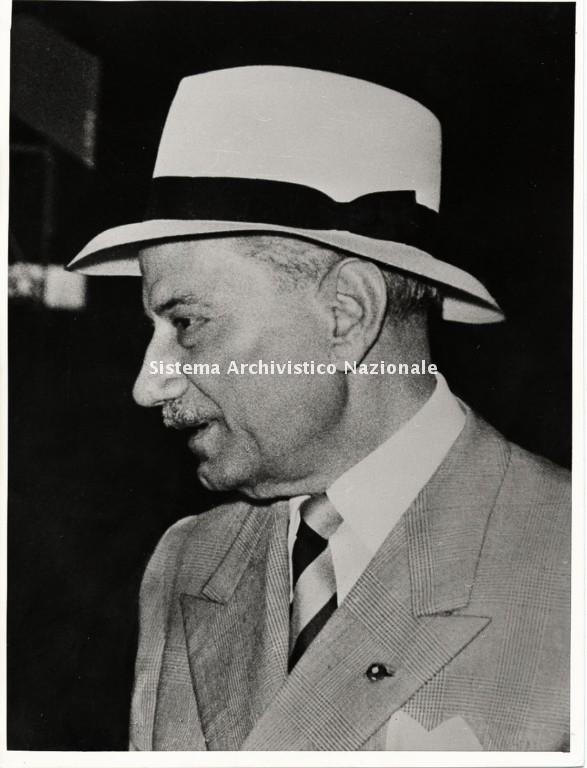 Francesco Angelini, Ancona anni '50