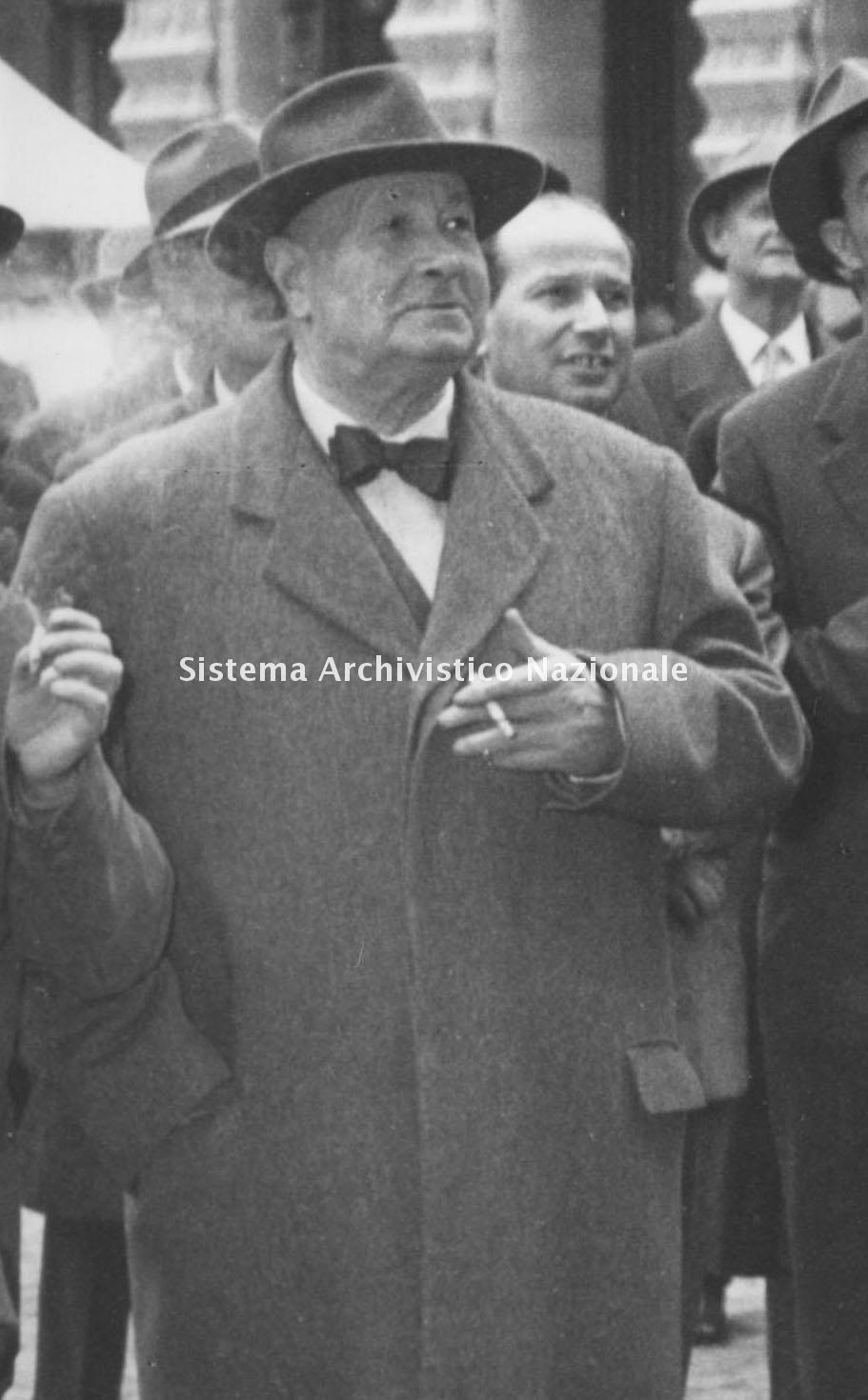 Giulio Ferrari, fine anni '40