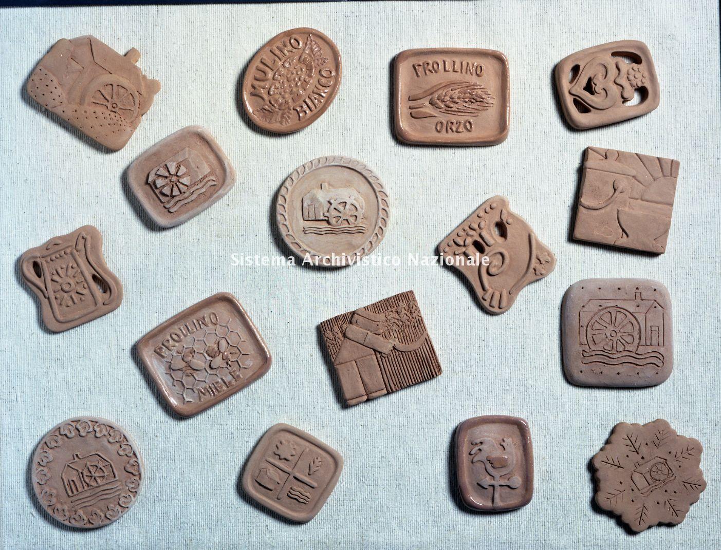 Modelli dei Biscotti Mulino Bianco