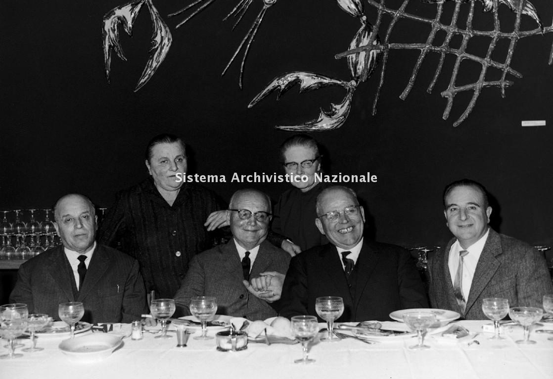 I figli di Enrico Guzzini, 1964