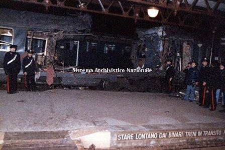Strage sul treno Rapido 904, Vernio 1984