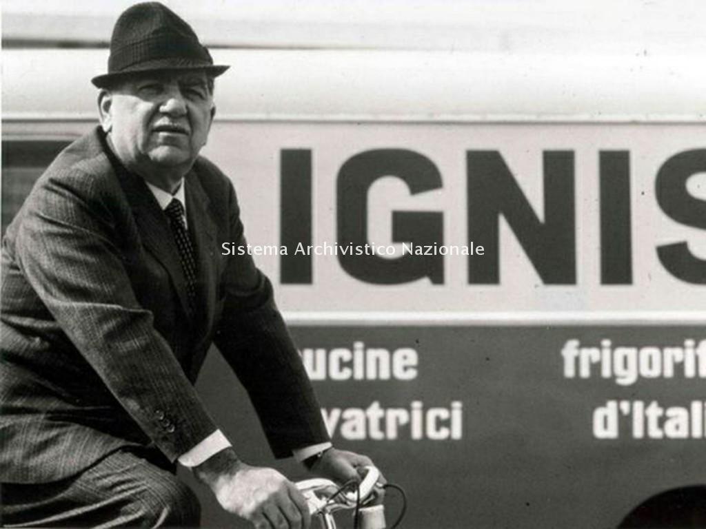 Giovanni Borghi, Cassinetta di Biandronno 1965