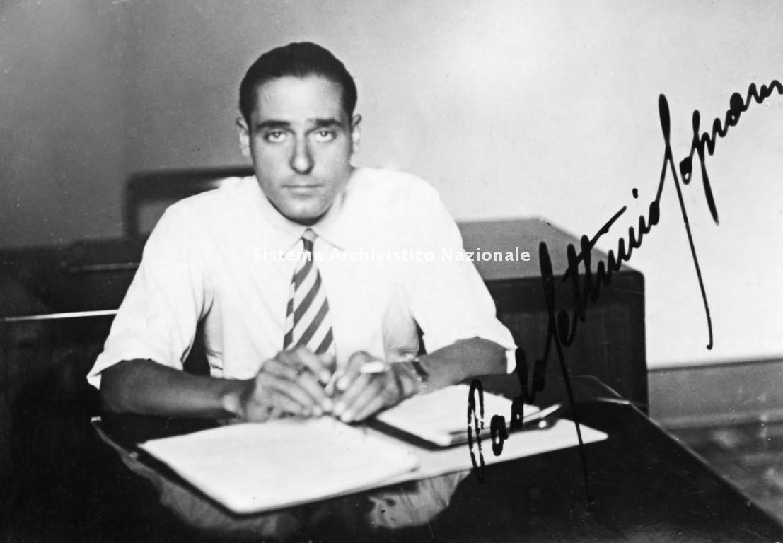 Paolo Settimio Soprani, 1950 ca