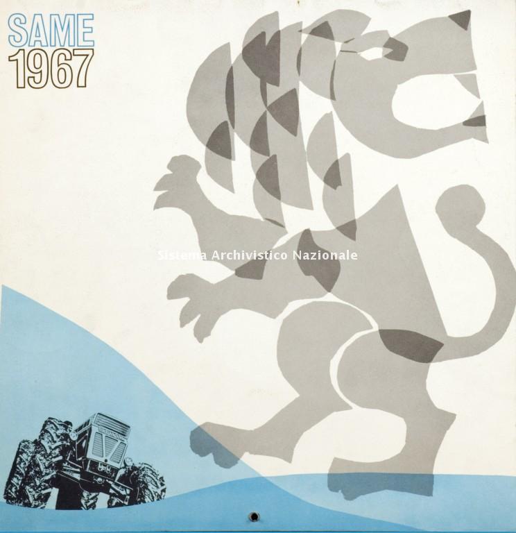 SAME, calendario, 1967