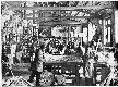 Immagine dinsieme del reparto intaglio del legno ...