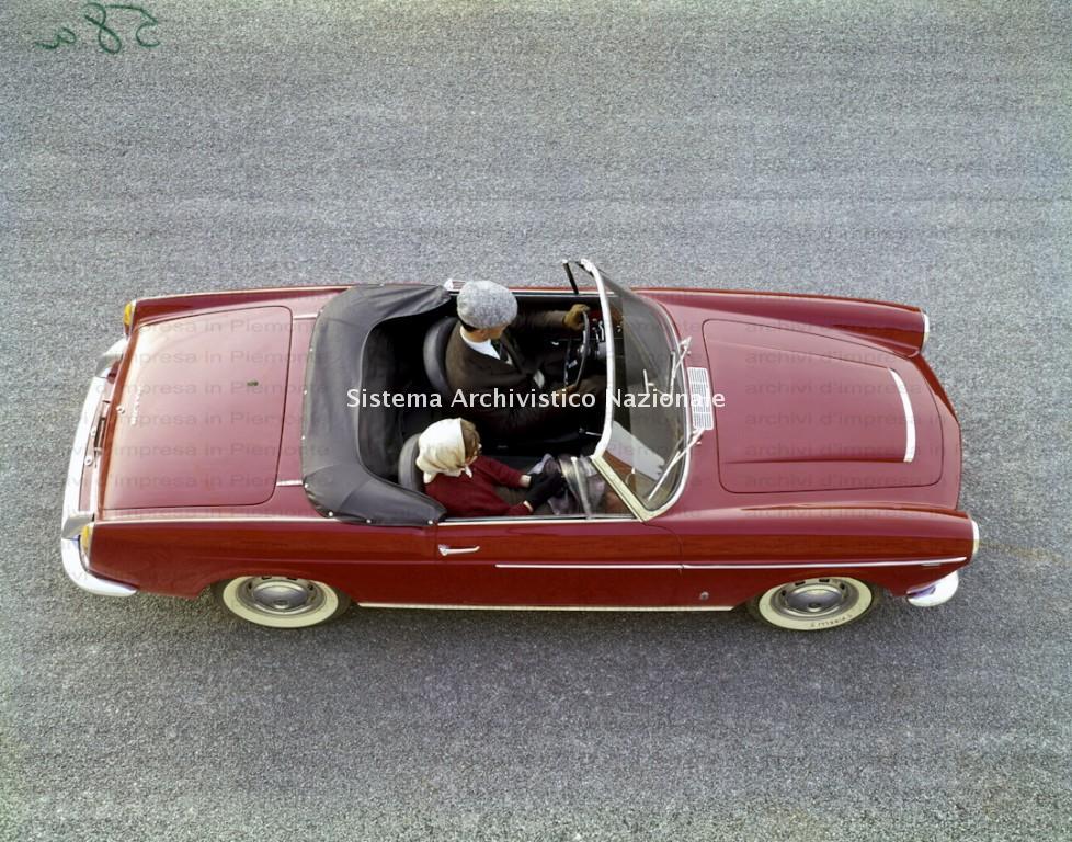 Fiat 1200 Granluce, 1959