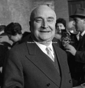 Angelo Rizzoli, Roma 25 febbraio 1960