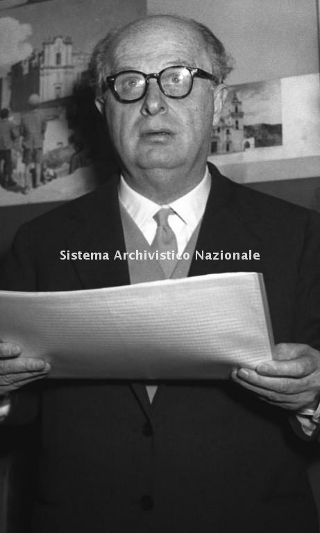Adriano Olivetti, Roma 9 aprile 1958