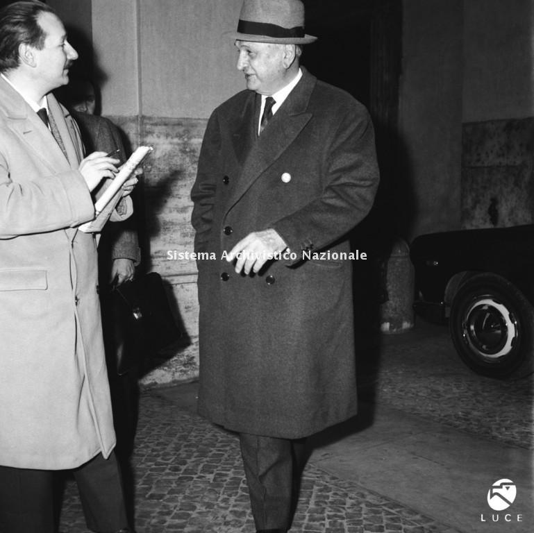 Furio Cicogna, Roma 1964