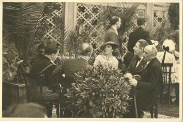 Feltrinelli, Carlo Feltrinelli e Giannalisa Gianzana, sec. XX anni '20-'30