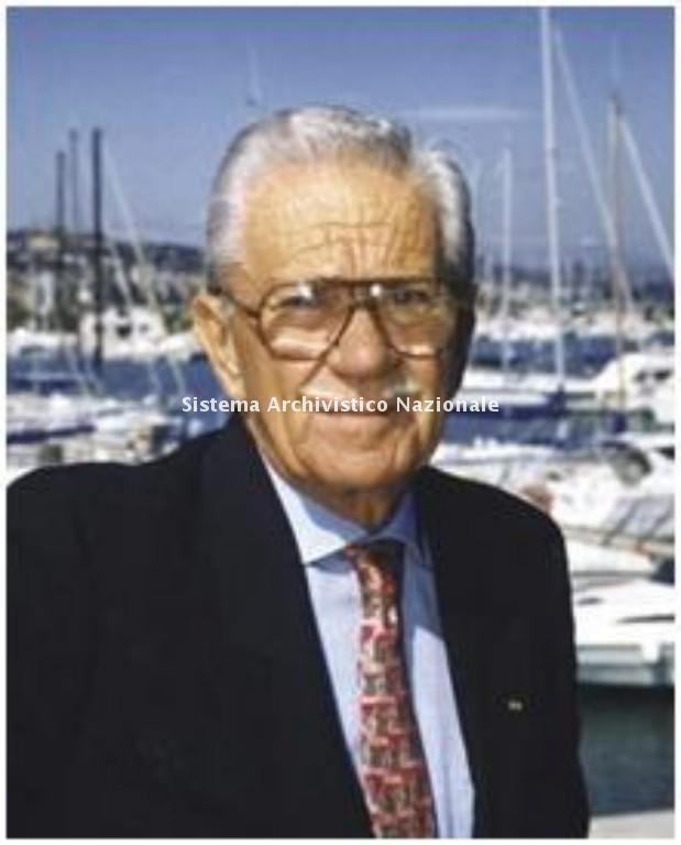 Gilberto Ferri, inaugurazione, Pescara 1989
