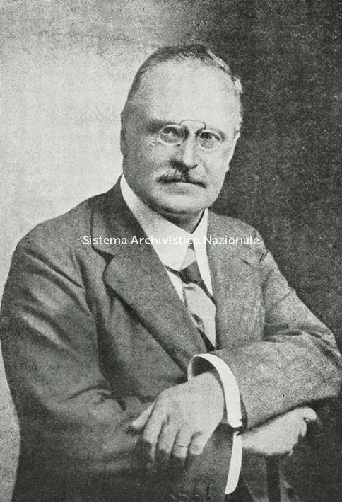 Augusto Abegg, Torino anni '20