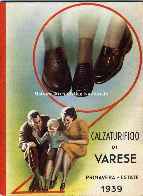 Calzaturificio, Varese 1939