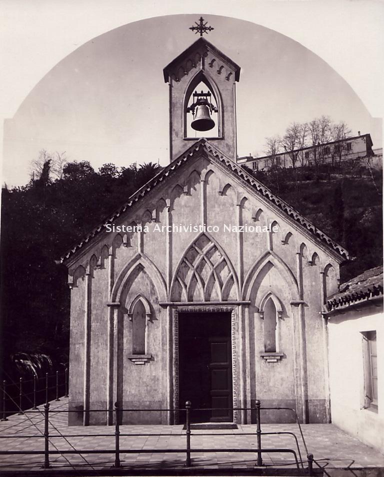 Chiesa di Santa Barbara, Monteponi 1900 ca.