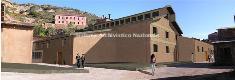 Progetto di restauro del magazzino centrale di Mon...
