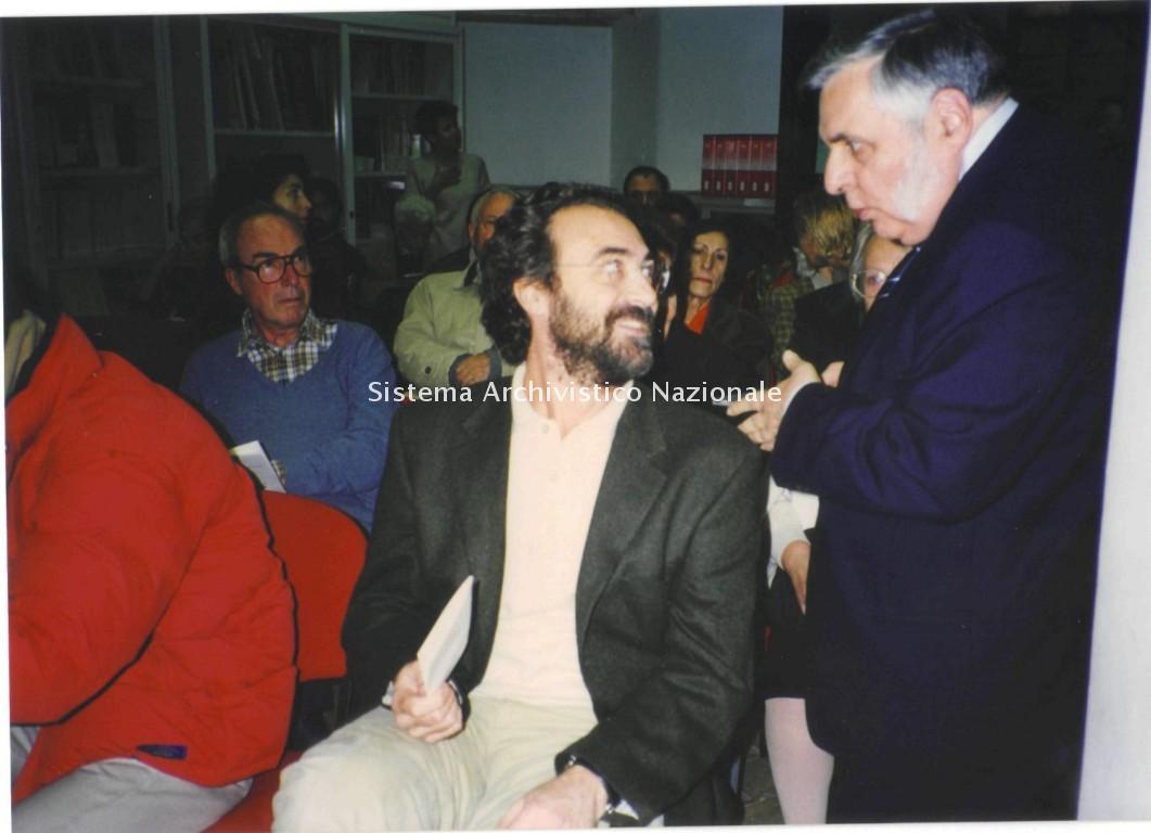 Carlo Marinelli e Lamberto Macchi, anni '80