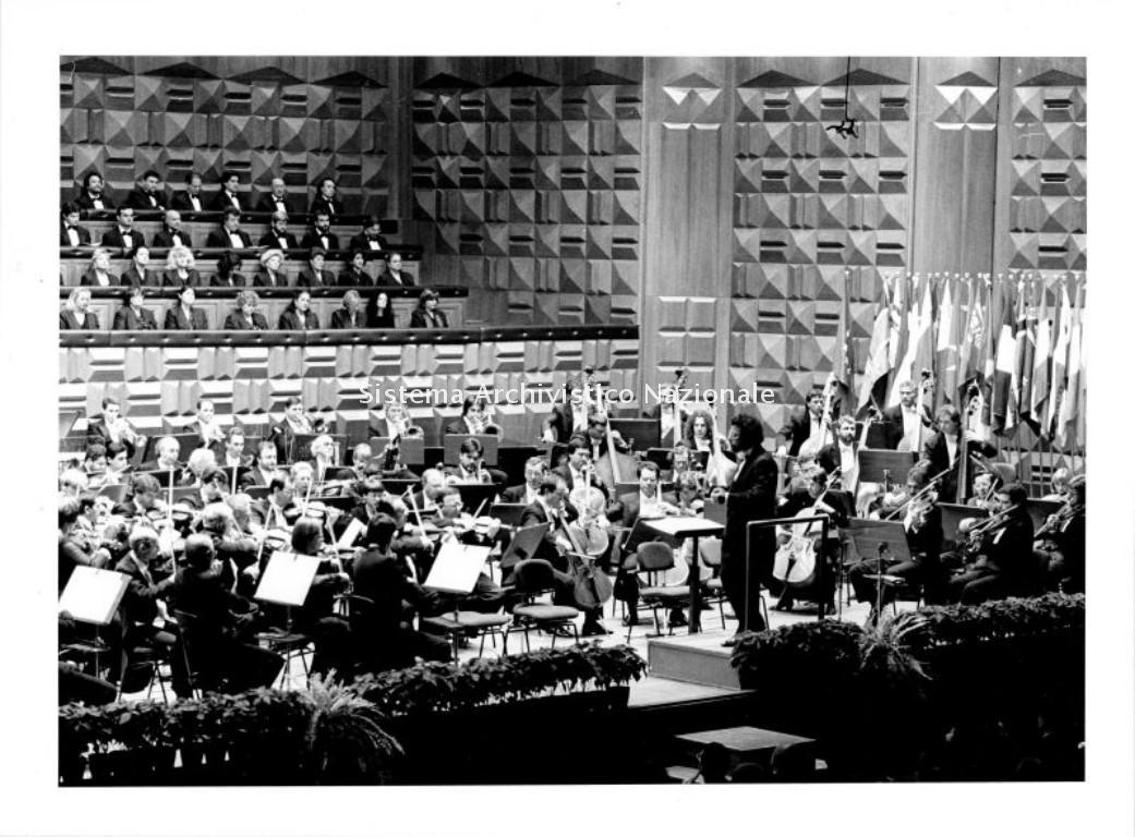 Giuseppe Sinopoli, Auditorio Pio, Roma 1997